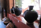 Zulu pots and baskets