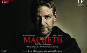 Kenneth Branagh's production of Macbeth