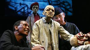 Woyzeck on the Highveld Photo: Handspring Puppet Company