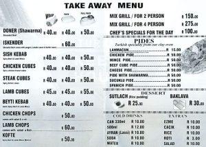 Burhans Butchery and Kebab