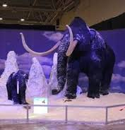 Ice Age exhibits. Photo courtesy Joburg Tourism